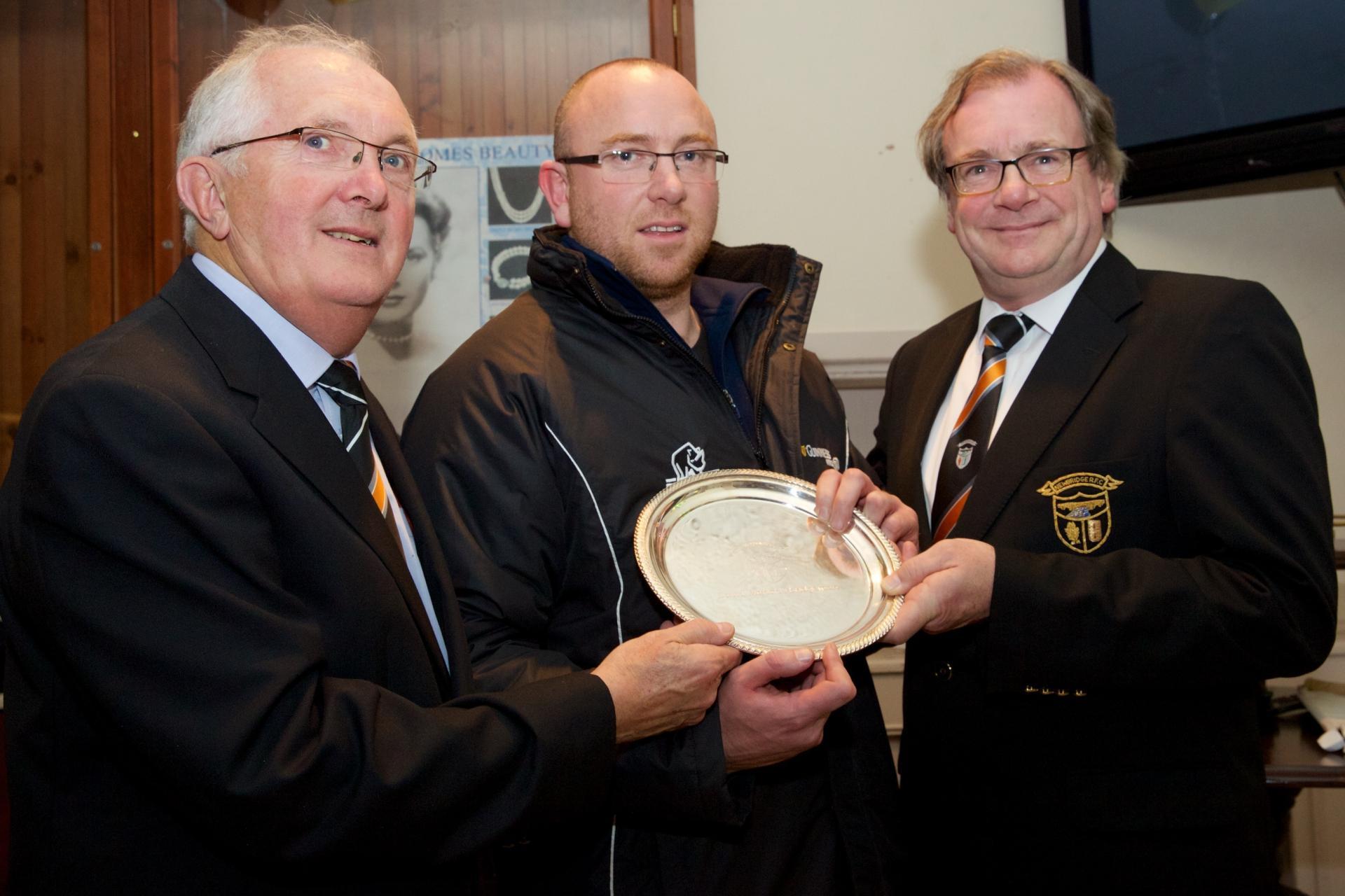May 2010 - Curragh Naas Orienteering Club