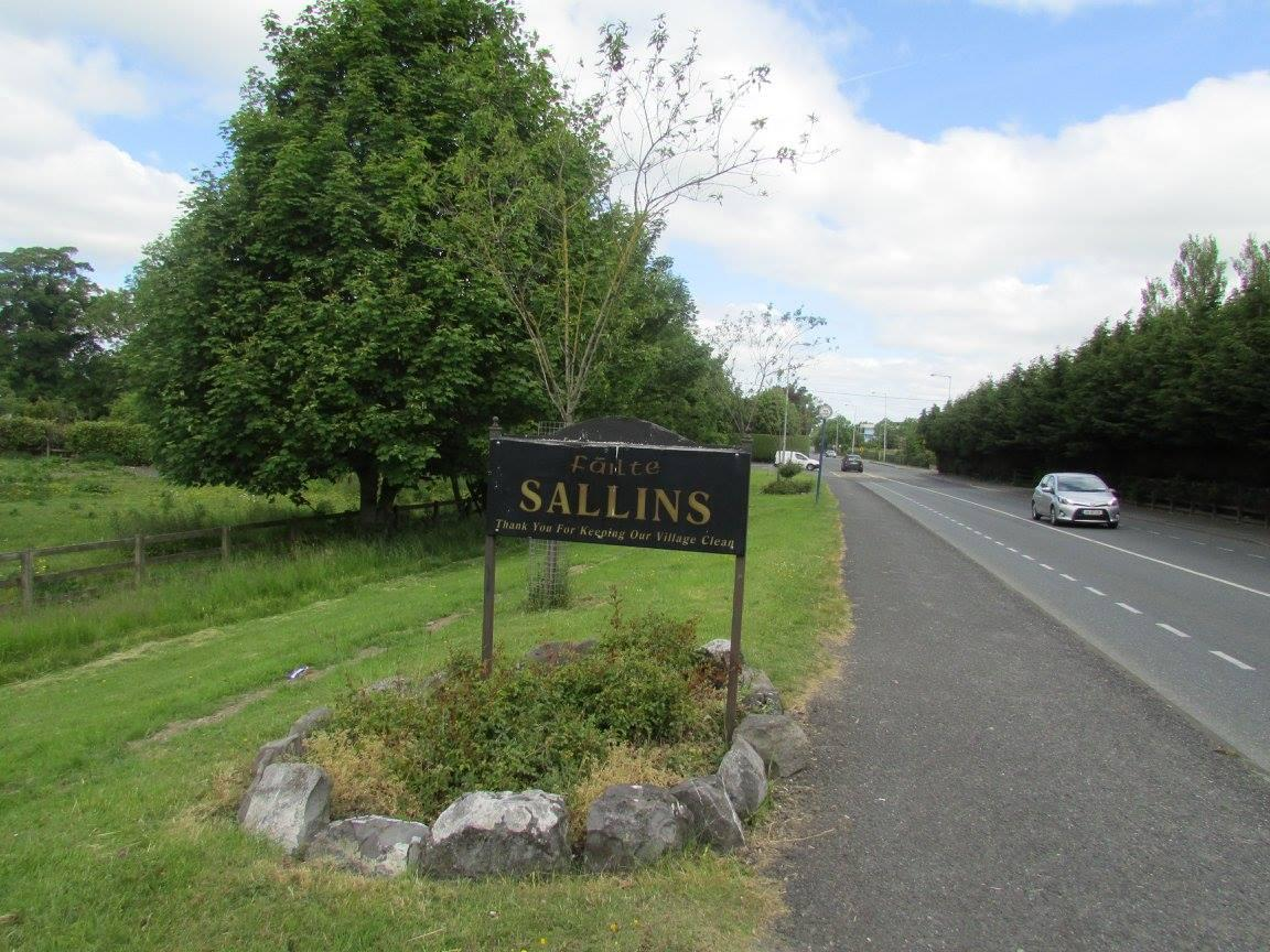 Sallins and Naas, Co. Kildare - Irish Rail