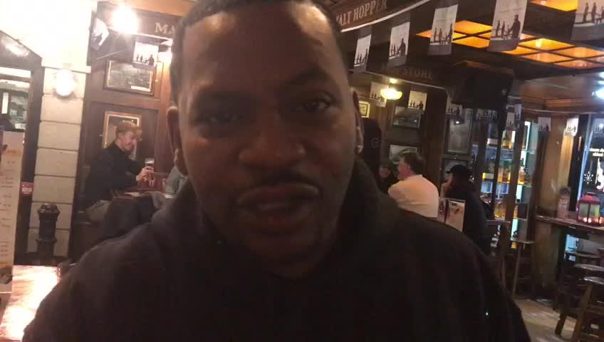 WATCH: Top US hip hop artist gives a shout out to Kildare fans ahead