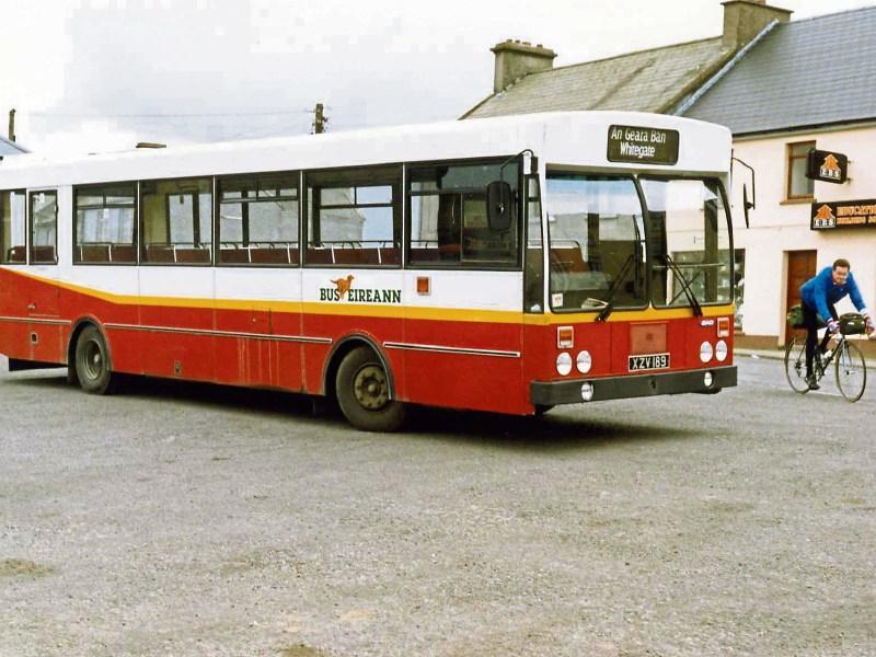 Dublin Coach Luxury Commuter Bus Services to Dublin