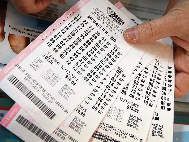 America's Mega Millions lottery is available in Ireland - Leinster