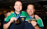PHOTO GALLERY: Triumphant homecoming for Kildare's European Transplant Games medallists