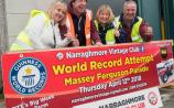 PHOTO GALLERY: Narraghmore Vintage Club massive Massey Ferguson parade