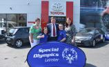 Naas Crossings Toyota supports Special Olympics' Ireland Games