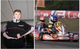 Newbridge College kart star Alex Dunne is top Irish junior at Le Mans race