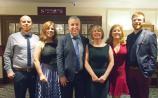 PHOTOS: Celebrating Newbridge principal, Pat O'Leary's 37 year teaching career