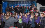 PICTURES: Christmas lights switched on in Kildare town