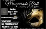 Masquerade ball in Kildare town in aid of Relay for Life