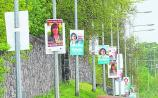 Plan to keep Kildare town centre poster free ahead of local elections