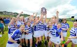 Gallery: Naas winners of John West Féile na nGael Division Two Camogie Shield against St Mullins of Carlow