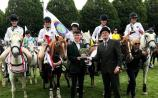 Kildare mounted games team's historic win at RDS 2019