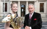 Kildare student scoops bursary at Frank Maher Music Awards
