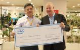 Intel donates €5000 to Leixlip Meals on Wheels