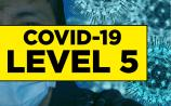 LATEST: Fewer than five cases of Covid-19 confirmed in Kildare today