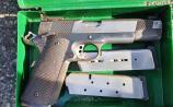 Baldonnel raid: Firearm, ammunition and drugs worth €40,000 seized by gardai on Saturday