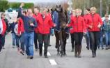 VIDEO: Cheltenham Gold Cup winner Sizing John's welcome home parade in Moone village