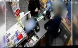 VIDEO:  Gardaí investigating alleged 'change scam' in Kildare shop