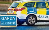 Three-car collision in Newbridge causing delays