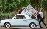 Russborough House to host art car boot fair