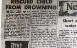 THROWBACK THURSDAY: Kildare politician rescues child from drowning
