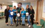 €300 raised from Kildare Specsavers stores for Beaumont Hospital