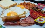 KILDARE MAN IN LONDON: The death of the fried breakfast
