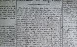 FROM THE ARCHIVES: Kildare gets set for historic 1918 election
