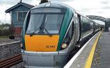 New mum gives birth to baby girl after train pulls into Kildare station this evening