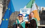Naas people campaign for a Brexit defeat in London
