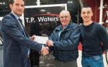 Kildare's TP Waters to host second charity Ambition Run