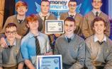 Naas students win finance challenge