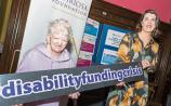 Adult disability funding crisis meeting hears that elderly care-givers are 'afraid to die'