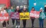 Strike shuts second level schools in County Kildare today