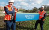 Sod turned to start work on new Maynooth line rail station
