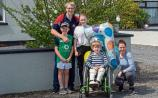 Fire engine joins drive-by birthday surprise for Monasterevin boy Eddie Brett (7)