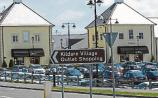 Road signs needed for Kildare Village customers