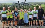 Clane cyclists raise €12k with round Ireland trip