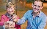 Kildare mum and son collect barley malting prize