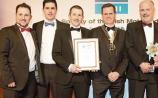 Kildare town's Fitzpatrick's win top motoring industry award