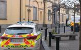 Garda investigation assault in Portlaoise.