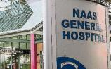 17 patients on trolleys at Naas Hospital