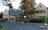 Gardaí detain drunk man at Naas Hospital