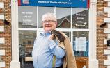 'Fiver Friday'savings at Kildare National Council for the Blind charity shops tomorrow