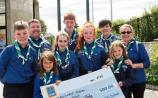 €500 community grant for Kildare town's 4th scout group