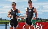 Naas students help Three Castles to national rowing success