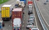 Roadworks on M7 motorway from tonight