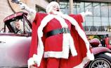 Where is the best Santa Claus in Kildare?