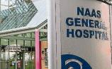 Overcrowding is still a problem at Naas Hospital