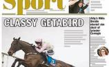 In this week's Leinster Leader Sport