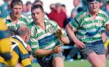 No stopping Gerry Ross as Naas win first Towns Cup